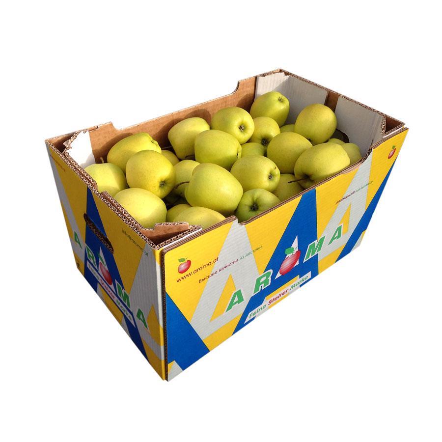 Fruit box aroma for Aroma agentur